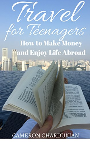 Travel Teenagers Book