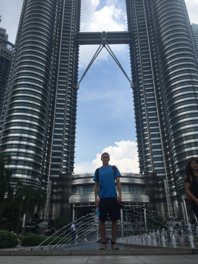 KL petronas towers