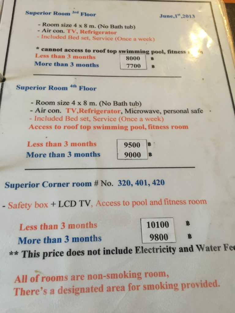 Smith Residence Prices
